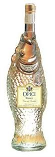 Opici Bianco Fish Bottle 750ml - Case of 12